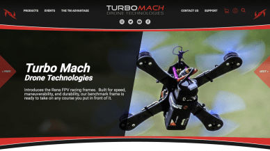 Turbo Mach Drone Technologies