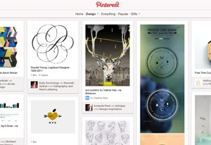 pinterest-infinite-scroll-layout